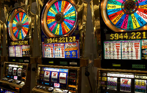 casino games in las vegas